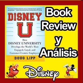 Disney U || Reseña y Opinión del Libro