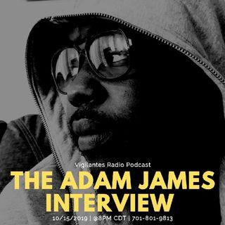 The Adam James Interview.