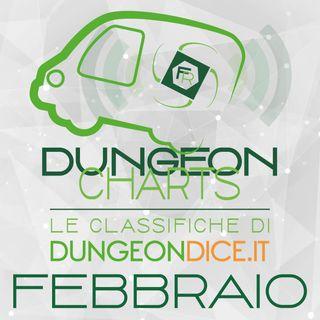 Dungeon Charts - Febbraio 2020