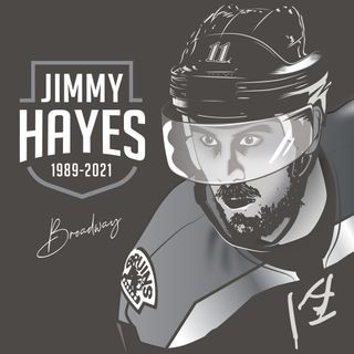 59. The Jimmy Hayes Memorial Show