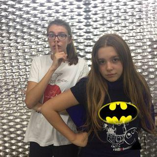 #ra I'm Batman, shhh