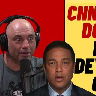 CNN Doubles Down On Joe Rogan Horse Dewormer Lie