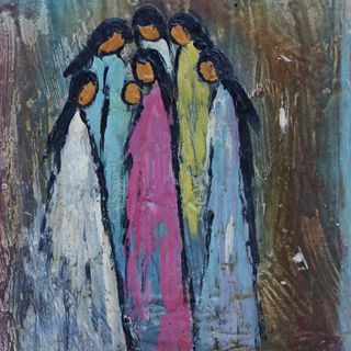 Big Blend Radio Interview: Lance Laber - New Ted DeGrazia Art Exhibits