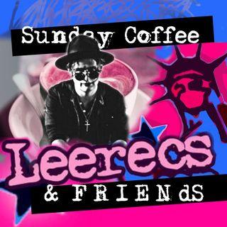 Sunday Coffee with Tony Lio 09-26-2021