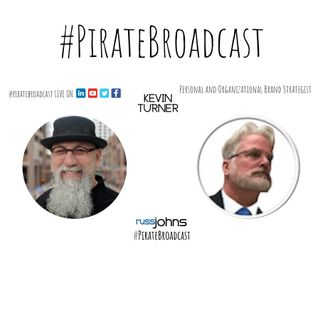 Catch Kevin Turner on the #PirateBroadcast
