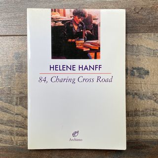 Emojilove, 84 Charing Cross Road di Helene Hanff