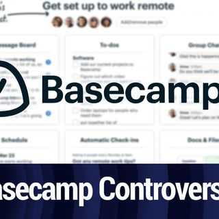Analyzing the Basecamp Controversy | TWiT Bits