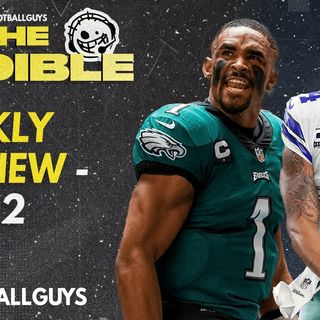 The Audible - Week 3 Preview part two - Fantasy Football 2021