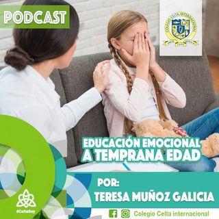 Podcast 18 Educación emocional a temprana edad
