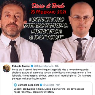 I lavoratori dello spettacolo protestano in tutta Italia