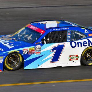 Off the Track:Special Guest NASCAR Driver Elliott Sadler