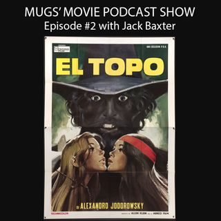 MMPS002-Alejandro Jodorowsky's El Topo (At The Elgin)