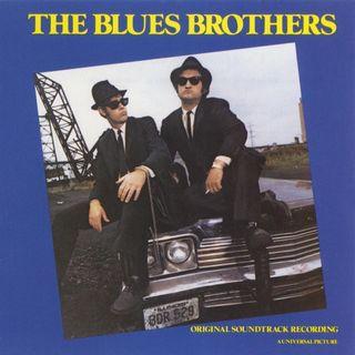 """Parliamo dei BLUES BROTHERS, a 40 anni dall'uscita del film che li celebrava, e anche della loro canzone """"Everybody Needs Somebody to Love""""."""