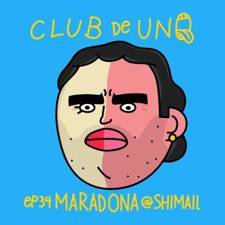 Episodio 34: Maradona@shimail