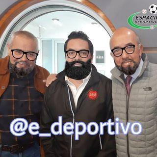 """Hoy Oscar """"El Conejo"""" Pérez en Espacio Deportivo de la Tarde 01 de Junio 2021"""