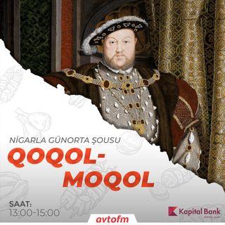 VIII Henry-nin ən sevdiyi yeməklər | Qoqol-moqol #33