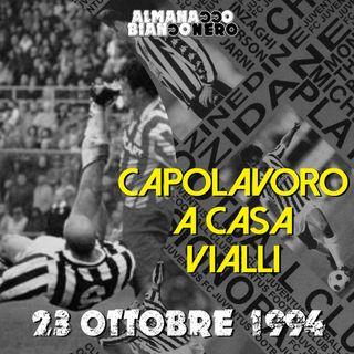 23 ottobre 1994 - Capolavoro a casa Vialli