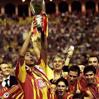 UEFA Süper Kupa - 2000 (Galatasaray - Real Madrid)