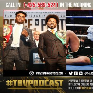 ☎️Errol Spence vs. Shawn Porter: Jack Reiss is Referee😱20 Count Reiss😂❓