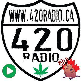 420radio.ca On Air