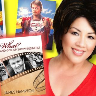 #367: Mary Deese Hampton with tales of her husband James Hampton's Hollywood career including Condorman and Teen Wolf!