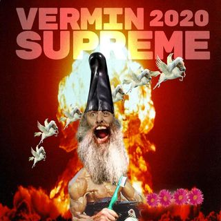 Vermin Supreme - Performance Artist. Provocateur. Anarchist? Presidential Candidate