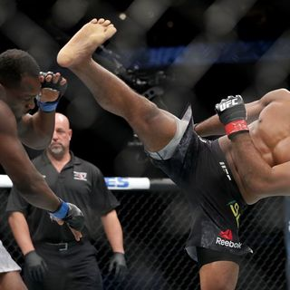 MMA 2 the MAX #29: Jacare vs. Brunson 2 Review