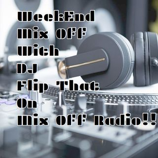 WeekEnd Mix Off 1/10/20 (Live DJ Mix)