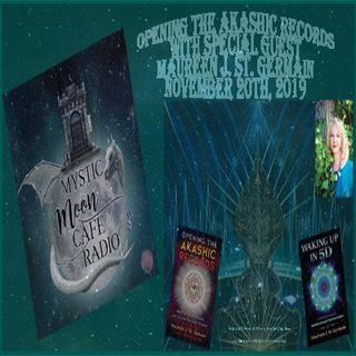 Opening the Akashic Records with Maureen St. Germain