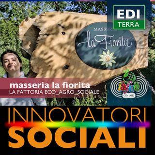 13.05.2020 - Innovatori Sociali - La Fiorita
