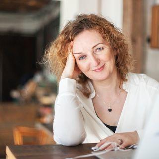 PC34: Coaching a joga Nidra - rozmowa z Justyną Czempik