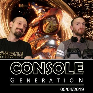 Anteprima Mortal Kombat 11, Super Robot Taisen T - CG Live 05/04/2019