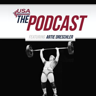 A Weightlifting History Lesson w/Artie Drechsler