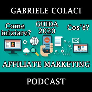 Affiliate Marketing Come Iniziare e Cos'è [SPIEGATO FACILE]