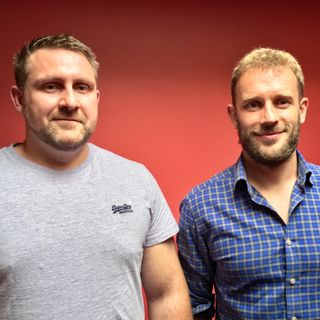 Episode 43 - with strongman Kenny Simm