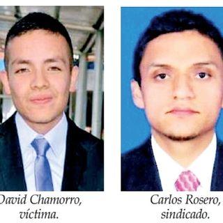 Ernesto Chamorro caso homicidio en Pasto