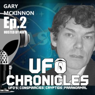 EP:2 Gary McKinnon