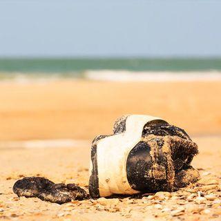 Sahile Vuran Kesik Ayakların Gizemi