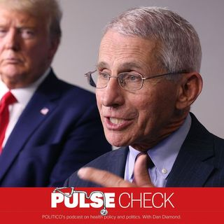 Dr. Anthony Fauci: Waging the COVID War with `Realistic Optimism`