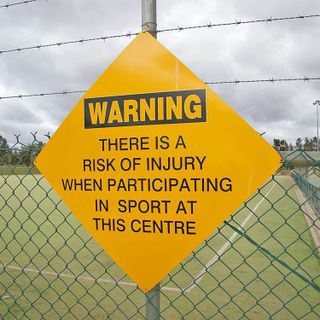 #ICMYI - Sports Injuries and Recovery