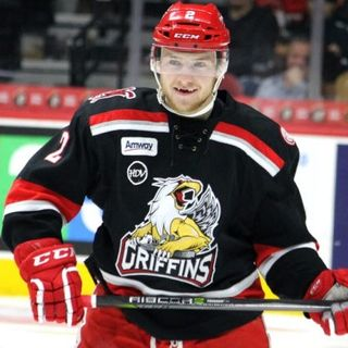 Joe Hicketts - Grand Rapids Griffins Defenseman
