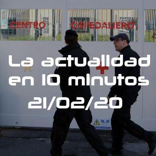La actualidad en 10 minutos -10 (24/02/20)