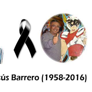 CYBERNEWS15 Especial Saint Seiya, Jesus Barrero, Until Down,