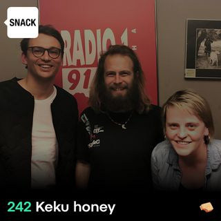 SNACK 242 Keku Honey