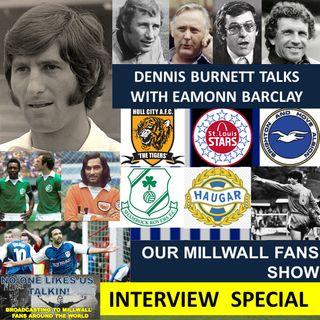 Dennis Burnett Talks with Eamonn Episode 3 230620