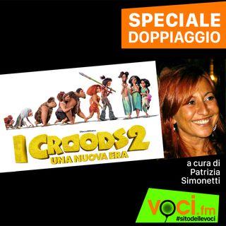 """""""I CROODS 2"""": i doppiatori - clicca PLAY e ascolta lo speciale"""
