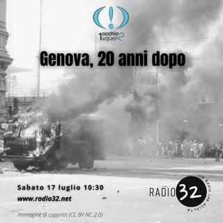 Genova 20Anni Dopo - Un Occhio A Quei Due del 17 luglioc2021
