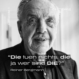 Reiner Bergmann - über Kunst und Nürnberg