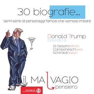 6 - Donald J. Trump : il Presidente fonato