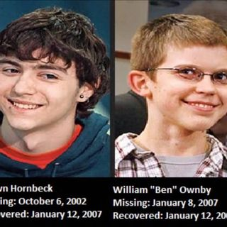 episode 1 The kidnappings of Shawn Hornbeck and Ben Ownby